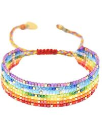 Mishky Rainbow River Bracelet - Multicolour