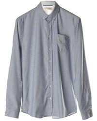 Libertine-Libertine Hunter Peacoat Shirt   Libertine-libertine - Grey