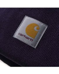 8c2f036bb Mitchell & Ness La Lakers Cuff Knit Beanie Grey in Gray for Men - Lyst