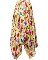 Saloni Freja Skirt - Multicolor
