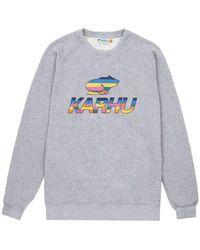 Karhu Team University Sweatshirt Heather Grey /