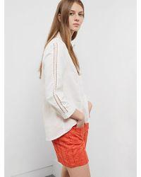 Great Plains - Lagos Linen Shirt - Lyst