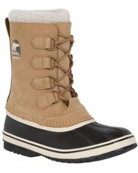 Sorel - 1964 Pac 2 Tan And Suede Boots - Lyst