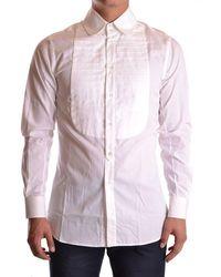 John Galliano Shirt Pt1804 - White