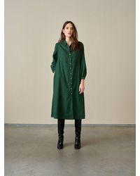 Bellerose Valle Dress - Green