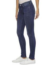 Tommy Hilfiger Skinny Nora Nmst Jeans , Colour:denim - Blue