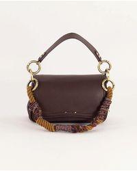 Sessun Sessun Mini Tano Brown Bag