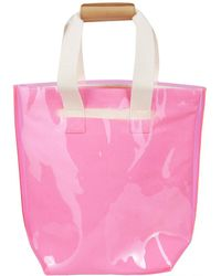 SJYP Tote Bag - Pink