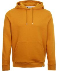 Norse Projects Vagn Classic Hood Orange