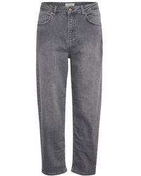 Part Two Hela Jeans In Vintage 30305887 26 - Grey