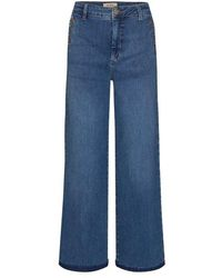 "Mos Mosh Reem Vera Jeans 25"" - Blue"