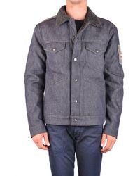 Jacob Cohen Denim Jacket In - Blue