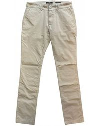 7 For All Mankind Seven For All Mankind Extra Slim Weightless Beige Chino /beige - Grey