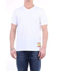 Retois T-shirt Short Sleeve - White