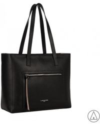 Lancaster - • Tote Bag In Black - Lyst
