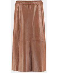 Humanoid Jora Dune Skirt - Brown
