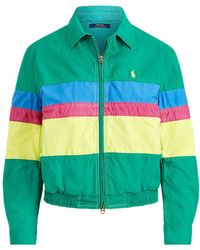 Polo Ralph Lauren Retro Sport Jacket - Green