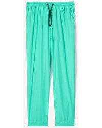 KENZO Tapered Cropped Pant Mint - Green