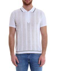 Roberto Collina Cotton T-shirt - White