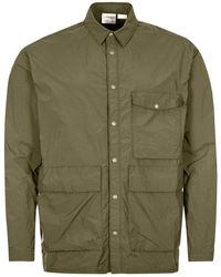 Gramicci Overshirt Packable Utility - Olive - Green
