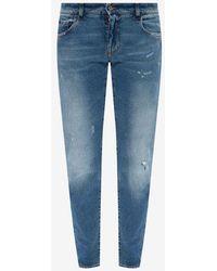 Dolce & Gabbana Pants - Blue