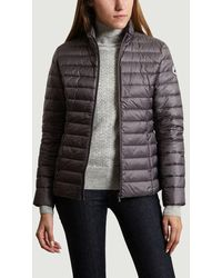 J.O.T.T Cha Padded Jacket Gris Anthracite Just Over The Top - Red