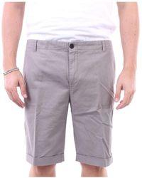 Peuterey Shorts Bermuda Mud - Brown