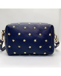 Mercules Dixie Bag Navy - Blue