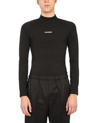 Jil Sander Slim Fit T-shirt - Black