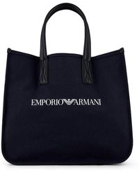 Emporio Armani Handbag Y4n135y046e 81285 - Blue