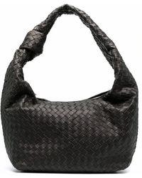 Bottega Veneta Men's 651937v0e503203 Black Leather Tote
