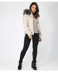FROCCELLA - B-88 Short Quilted Jacket - Lyst