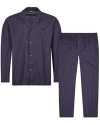 BOSS by HUGO BOSS Urban Pajamas - Purple