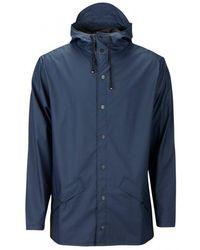 Rains Outwerwear Rain.1201 Blu.1201 - Blue
