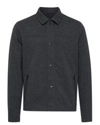 Casual Friday Brushed Light Jacket - Grey