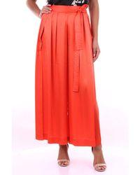 McQ Pants Classics Women Orange