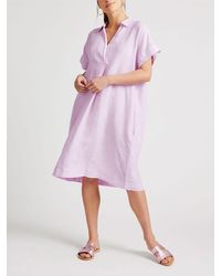 Nrby Shelley Linen Dress - Multicolour