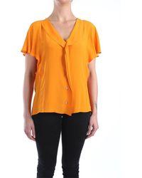 Jucca Shirts Blouses Fanta - Orange