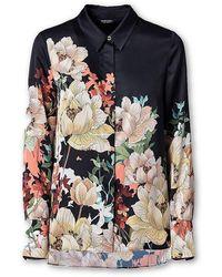Marciano Floral Lush Shirt - Black