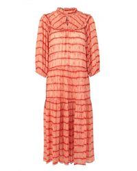 Second Female Santiago Dress - Multicolour
