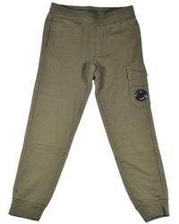C.P. Company C.p.company Trousers - Green