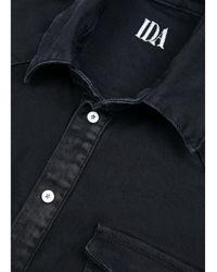 Donna Ida Sadie Boiler Suit - Black