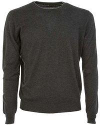 Ones Men's Knitwear _160/m 2142/50455 Grigio - Grey