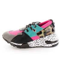 Steve Madden Cliff Sneakers Multicolor