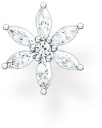Thomas Sabo Flower Stud Earrings - Metallic