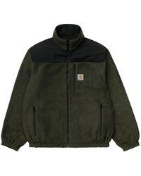 Carhartt Denby Reversible Jacket Black / Cypress