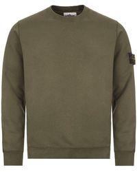 Stone Island Sweatshirt - Green