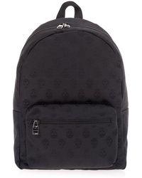 Alexander McQueen Men's 646457aaak1000 Black Backpack