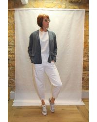 Transit Out Of The Ordinary Pants In White