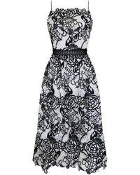 Ukulele Marni Dress - White